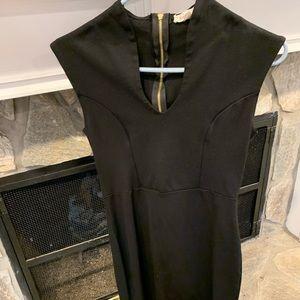 Beautiful skinny black dress